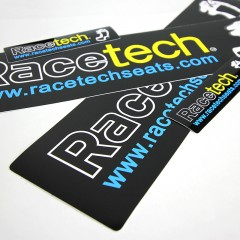 Racetech Sticker Pack