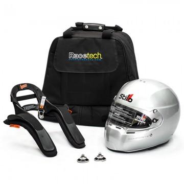 Intermediate Hans and Helmet Combo