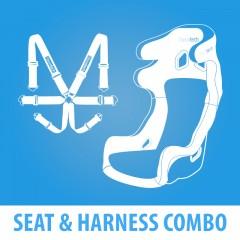 Seat & Harness Combo 3