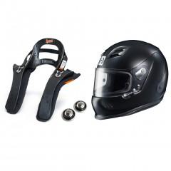 Hans III and Helmet Combo