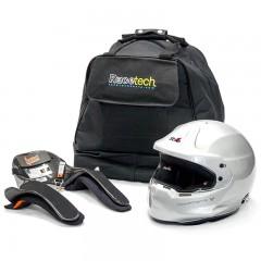 Pro Hans and Helmet Combo