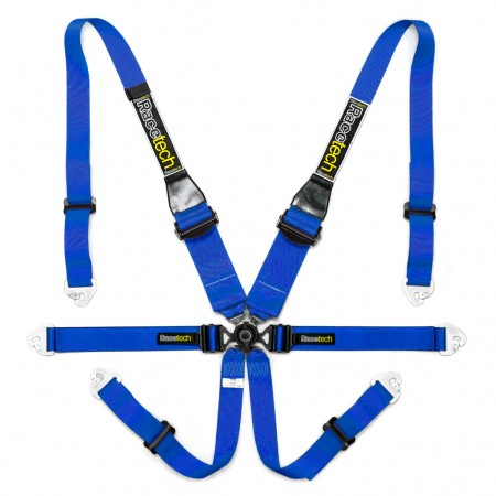 Pro 6-point HANS Lightweight Harness