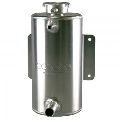 Vertical Header Tank
