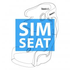 Racetech RT4119HRW Sim Seat