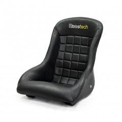 RT4000WLB Vinyl Low Back Racing Seat