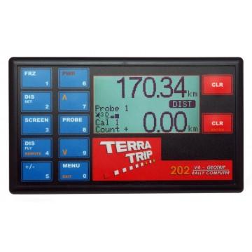 Terratrip 202 Geotrip with GPS